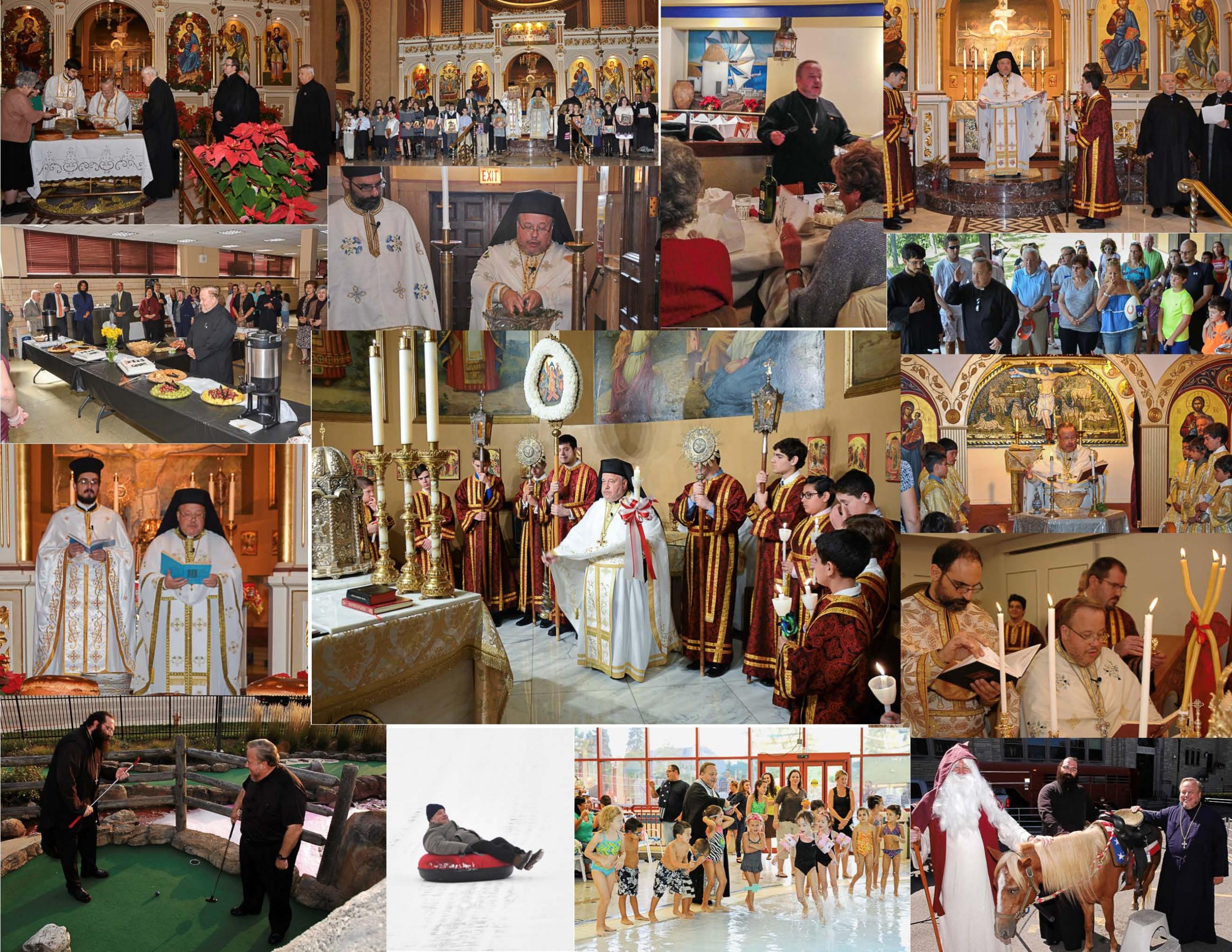 Assumption Panagia Greek Orthodox Church - Chicago Greek